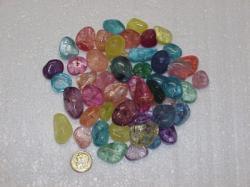 crackle rainbow quartz