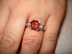 twilight topaz ring